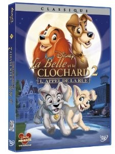 La belle et la clochard 2